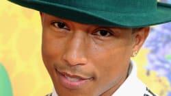 14 raisons de craquer pour le style de Pharrell Williams
