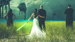 Tout ce dont vous avez besoin pour un mariage Star