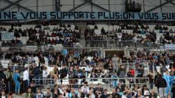 Match très tendu au Vélodrome : les supporters marseillais en