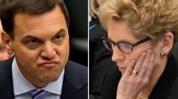 Ontario Liberals, PCs Throw Past At Each