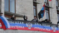 Ukraine : des manifestants pro-russes investissent les bureaux de l'administration à