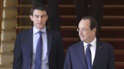 Discours de Manuel Valls: les jeunes radicaux de gauche votent la confiance au