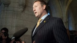 MacKay Defends Plan To Ditch 'Spousal