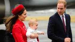 Shocking! Le prince George n'a pas un siège auto