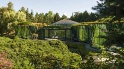 Une maison de rêve unique et écolo en vente à