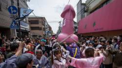 Oui, ce festival japonais rend bien hommage au pénis