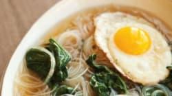 14 recettes pour les amateurs d'œufs