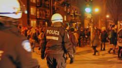 Élections 2014: des manifestants dans les rues de