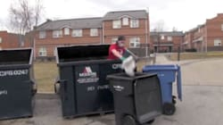 Brock Student Rapped By School For Recycling
