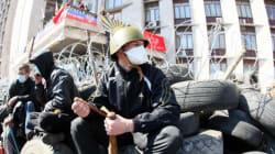 Ukraine: offensive pro-russe et combats dans l'Est, Kiev dénonce une «agression»