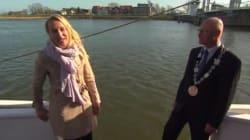Une entrevue aux Pays-Bas se termine horriblement