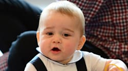 Prince George: Making New Friends, Stealing