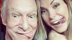Hugh Hefner's Best Instagram