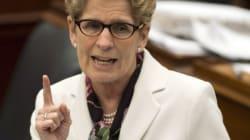 Ontario Tories Ask Wynne To Drop Libel