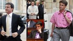 Les fashion faux pas que Manuel Valls ne se permet