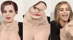 Ce GIF d'Emma Watson devenant Sophia Vergara va vous
