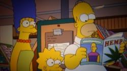 Marathon de 552 épisodes des «Simpson» à la télé
