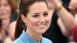 Stop The Presses: Kate Middleton Changes Signature