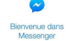 Facebook veut imposer une deuxième appli pour envoyer des messages sur