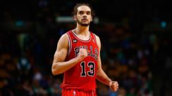Joakim Noah meilleur joueur de la NBA