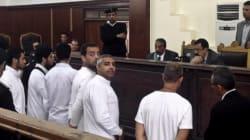 Le journaliste canadien Mohamed Fahmy condamné à 7 ans de prison en