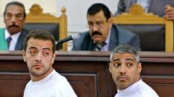 Journaliste canadien détenu en Égypte: il qualifie son procès de