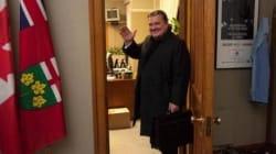 Jim Flaherty's Last Tweet Will Break Your