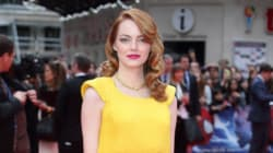 Emma Stone's Yellow Dress Is Totally