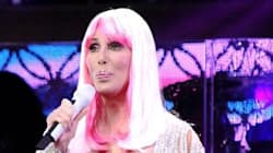 Cher, 67, Shocks With Heart-Shaped Nipple