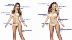 Le corps parfait selon les hommes et les