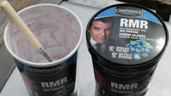 Stick A Spoon In Rick Mercer (Ice