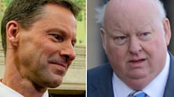 Wright's Testimony At Duffy Trial Grinds Campaign Caravan To A