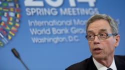 L'Ukraine monopolise l'attention des ministres des Finances du
