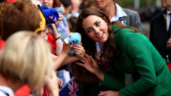 PHOTOS: Kate Wins Hearts In