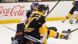 Les Bruins gagnent le trophée des