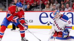 Price et Gionta permettent au Canadien de reprendre le troisième rang dans l'Est