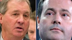 Liepert: Kenney 'Should Mind His Own