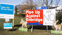 Let B.C. Vote On Northern Gateway:
