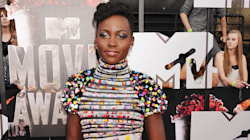 Lupita Goes Disco At MTV Movie