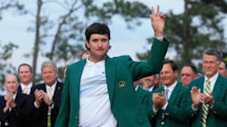 Second Green Jacket For Bubba