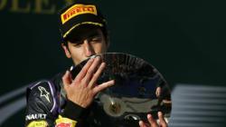 Ricciardo devance Alonso en fin de course et remporte le GP de