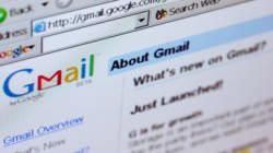 Gmail confirme qu'il scanne les courriels pour mieux cibler sa