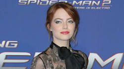 Emma Stone Proves See-Through Clothes Can Be