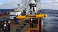 Vol MH370: le robot sous-marin se met au