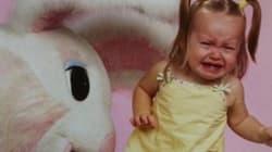 Ces lapins de Pâques font vraiment peur