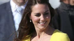 Kate Pays Tribute To Australia With Sunny