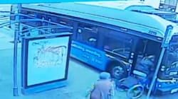 Woman In Wheelchair Allegedly Punched Bus