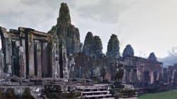 Vous voulez visiter Angkor Wat? Ne bougez plus de chez vous!