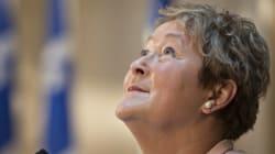 « Il a changé le visage du Québec », dit Pauline Marois