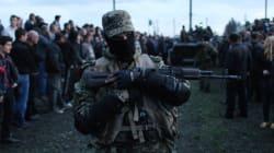 Ukraine: trois pro-russes tués dans une attaque à